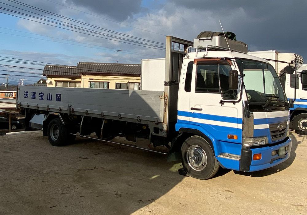 4tトラック(平)